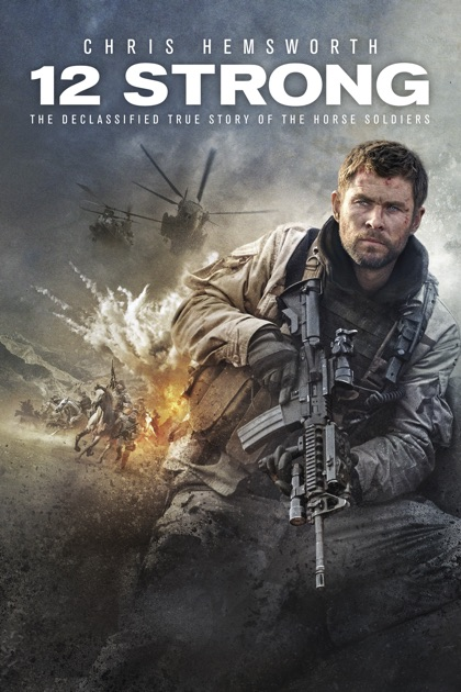 12 Strong on iTunes
