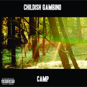 Childish Gambino - Camp  artwork