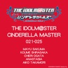 THE IDOLM@STER CINDERELLA MASTER 021~025 - EP