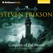 Steven Erikson - Gardens of the Moon: The Malazan Book of the Fallen, Book 1 (Unabridged)  artwork