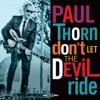 Paul Thorn - Don't Let the Devil Ride  artwork