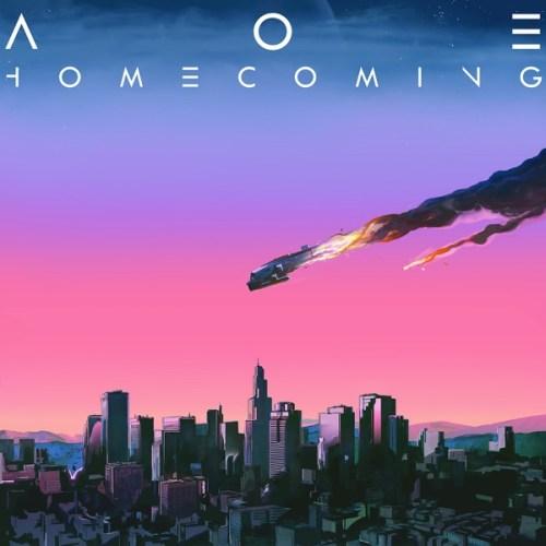 AOE - Homecoming (2017) [WEB FLAC] Download