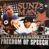 Sunz of Man Presents: Freedom of Speech, Hell Razah