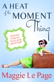 Maggie Le Page - A Heat Of The Moment Thing  artwork