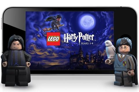 LEGO Harry Potter: Years 1-4 Screenshot