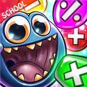 Monster Maths Games for kids - Times Tables Game