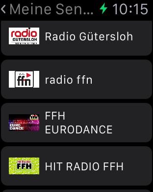Radioplayer – Die kostenlose Radio App Screenshot