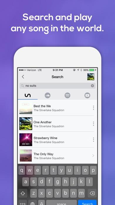 Sylo - Any Song. Any Artist. Screenshot