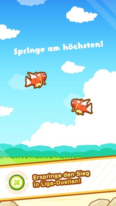 Pokémon: Karpador Jump Screenshot