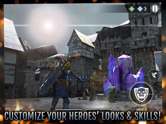 Heroes and Castles 2 Premium Screenshot
