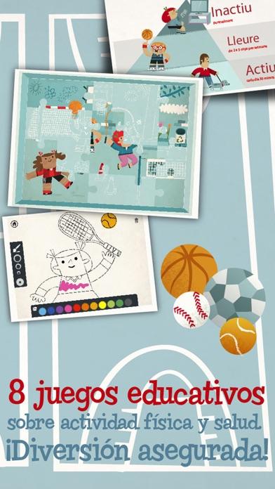 diana hace deporte en el app store