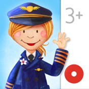 Mein Flughafen - Interaktive Wimmelapp für Kinder