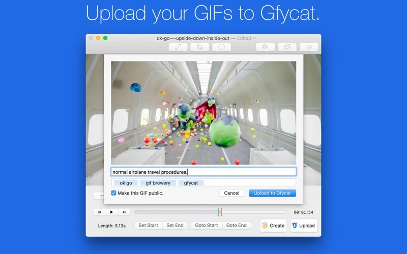 GIF Brewery by Gfycat - Capture & Make Video GIFs Screenshot