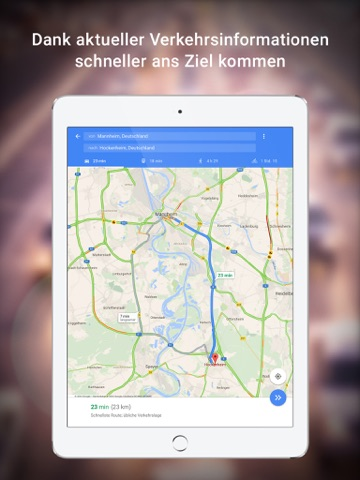 Google Maps Screenshot