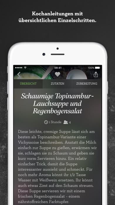 Green Kitchen Screenshot