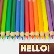 Hello Color Pencil