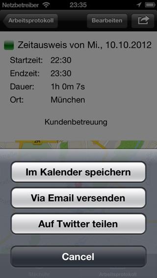 iJobber Screenshot