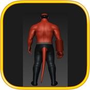 Blood Man Revenge 3d Race Game