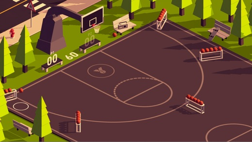 HOOP - Basketball Screenshot