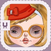 Mini-U: Boutique. Classic old-school dress up game for children