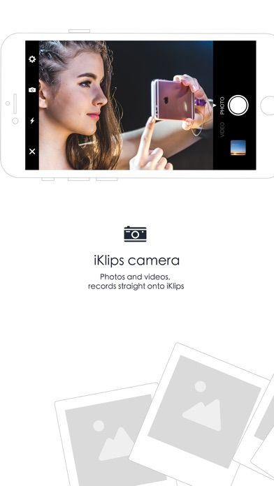 iKlips Screenshot