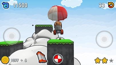 Screenshot do app Escargot Kart