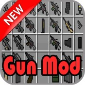 GUNS & WEAPONS MODS FOR MINECRAFT GAME PC EDITION - The Best Wiki