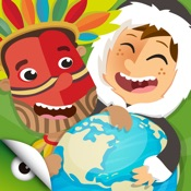 Image result for kids world cultures app