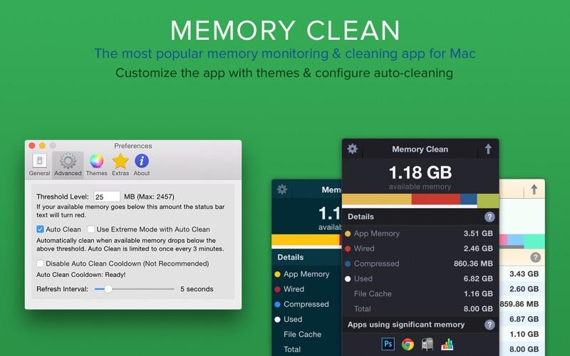 Memory clean 3 mac patch