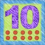 Subtract and add up to 10