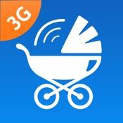 Afbeeldingsresultaat voor babyfoon 3g