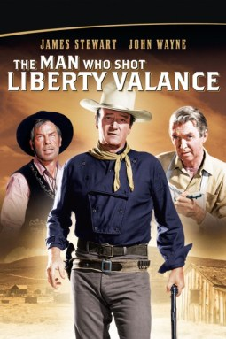 Image result for MAN WHO SHOT LIBERTY VALANCE POSTER