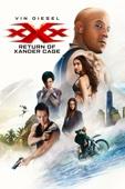 D.J. Caruso - xXx: Return of Xander Cage  artwork