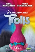 Mike Mitchell - Trolls  artwork