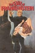 Freddie Francis - The Evil of Frankenstein  artwork