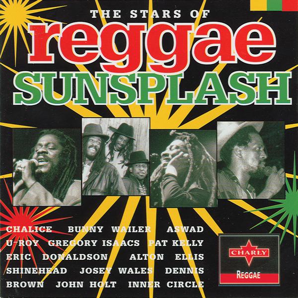 Resultado de imagen de reggae sunsplash