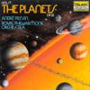 André Previn, Brighton Festival Chorus & Royal Philharmonic Orchestra - Holst: The Planets  artwork