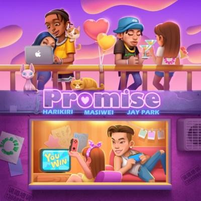 HARIKIRI - Promise (feat. Jay Park & Masiwei) - Single