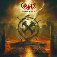 Carnifex - World War X artwork