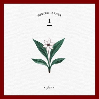 f(x) - 12시 25분 Wish List - WINTER GARDEN - Single