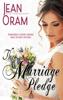 Jean Oram - The Marriage Pledge  artwork