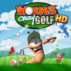 Worms Crazy Golf HD