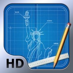 Blueprint 3D HD