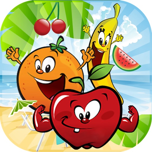 Connect Fruits Game Divertirsi Capretti Giochi Gratis Per