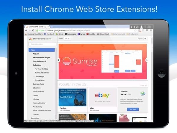 Virtual-Browser pour Chrome + Flash Player, Java et ...