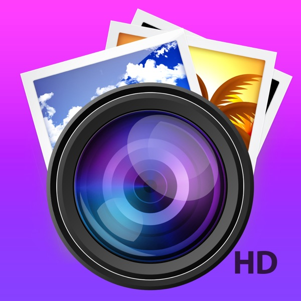 Photo Enhancer PRO: Recolor, Filters, Shapes, Stickers