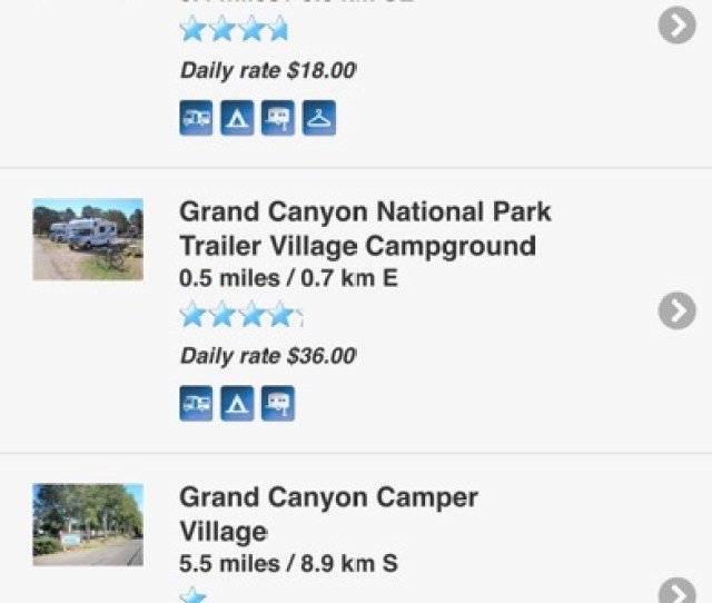 Camp Finder From Campingroadtrip Com Makes It Easy To Find Campgrounds Rv Parks And Rv Resorts While You Are On The Road Best Of The Paid Camping Apps