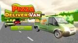 ピザの配達van-フードトラック運転手のゲーム紹介画像1