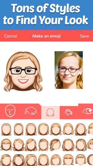 Emoji Me Face Maker For Moji Screenshot