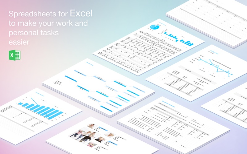 Templates Lab for MS Office for Mac 3.3 激活版 - Office模板